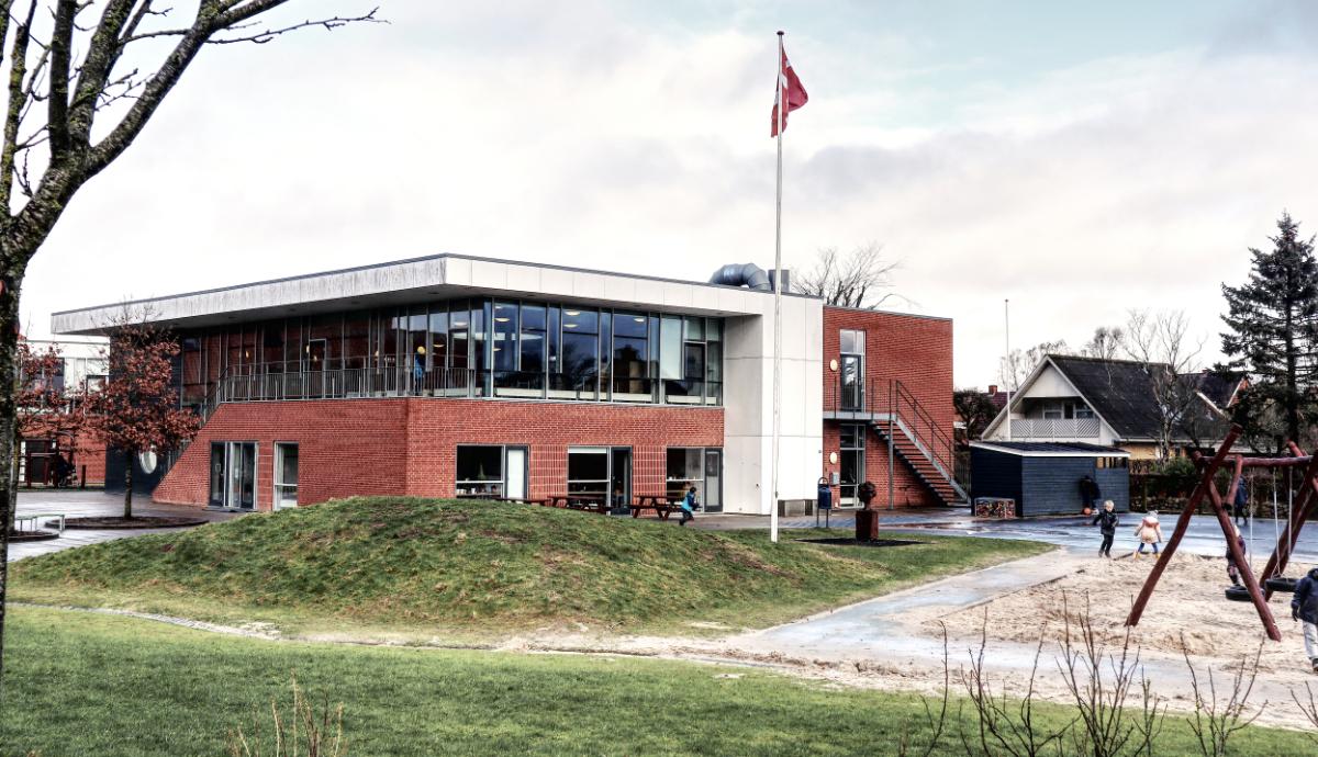 det gamle rådhus i Viborg