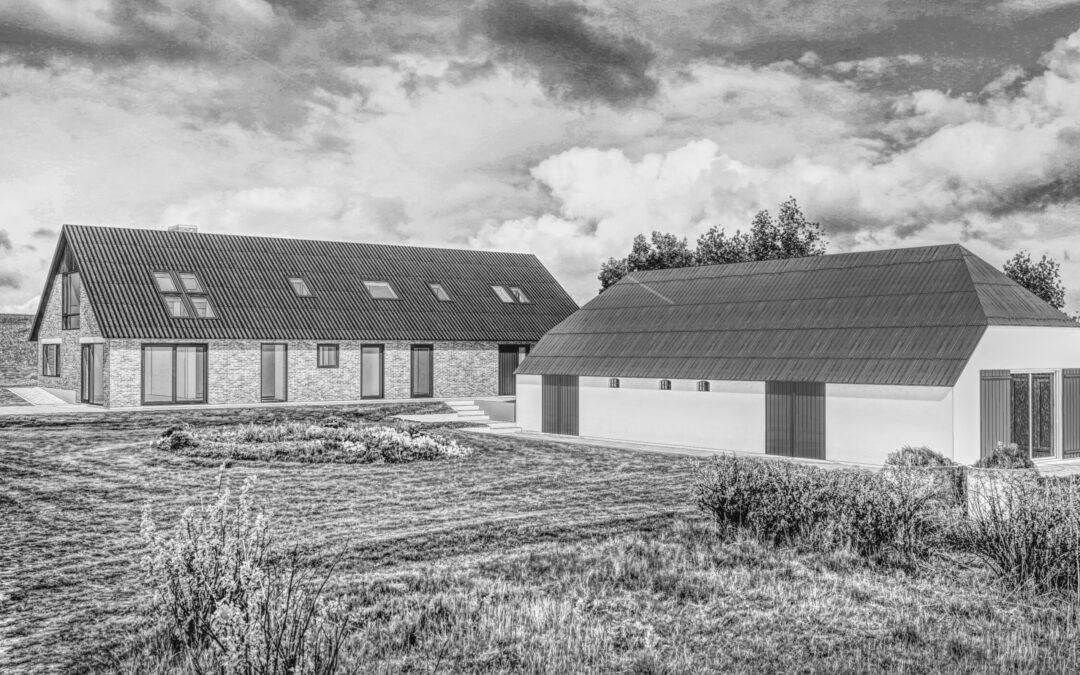 Sommerhus på Nordmors